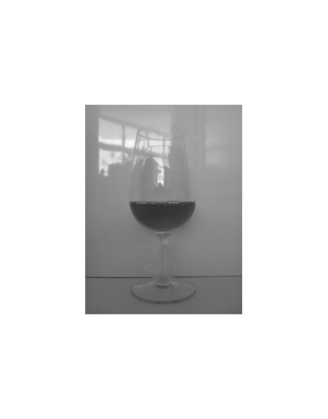 Glass Skouras Rosé 2008
