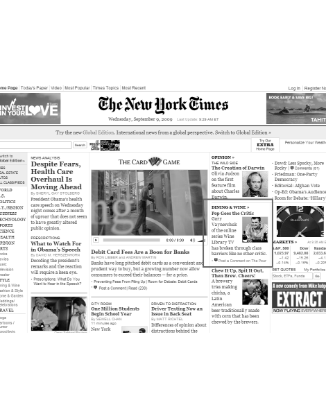 Vaynerchuk Frontpage The New York Times
