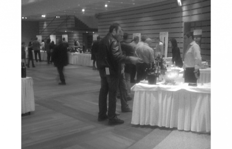 Greek wine exhibition