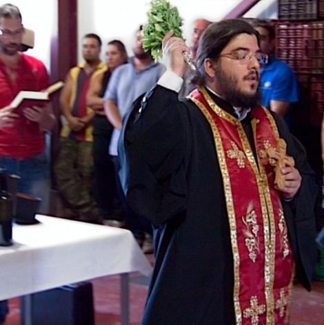 Priest blessings